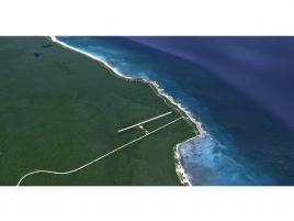 Foto de terreno comercial en venta en Mahahual, Othón P. Blanco, Quintana Roo, 14705636,  no 01