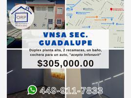 Foto de departamento en venta en celia maria martinez 310, villa de nuestra señora de la asunción sector guadalupe, aguascalientes, aguascalientes, 0 No. 01