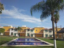 Foto de casa en condominio en renta en  , centro jiutepec, jiutepec, morelos, 14859329 No. 01