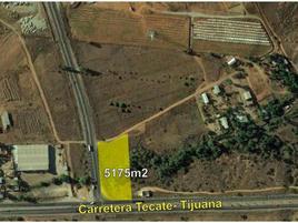 Foto de terreno comercial en venta en cerca de la planta toyota 0, camino verde (cañada verde), tijuana, baja california, 0 No. 01