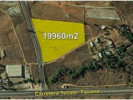 Foto de terreno comercial en venta en cerca planta toyota 0, camino verde (cañada verde), tijuana, baja california, 19401773 No. 01