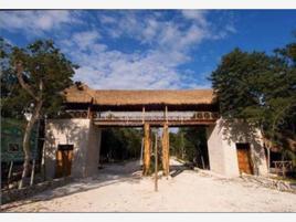 Foto de terreno comercial en venta en chemuyil 1, ciudad chemuyil, tulum, quintana roo, 0 No. 01
