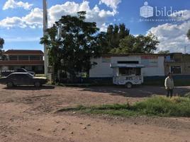 Foto de terreno comercial en venta en colonia hidalgo 100, hidalgo, durango, durango, 0 No. 01