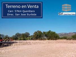 Foto de terreno industrial en venta en Jofrito, Querétaro, Querétaro, 17210501,  no 01