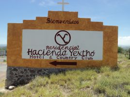 Foto de terreno habitacional en venta en Yextho Chico, Tecozautla, Hidalgo, 17219773,  no 01