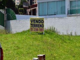 Foto de terreno habitacional en venta en Paseo de las Palmas, Huixquilucan, México, 17129922,  no 01