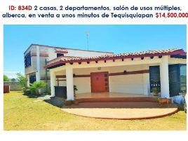 Foto de rancho en venta en Centenario, Tequisquiapan, Querétaro, 16020464,  no 01