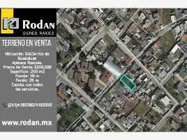 Foto de terreno habitacional en venta en del angel entre constitución y tepetzala 112, cerrito de guadalupe, apizaco, tlaxcala, 0 No. 01