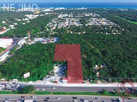 Foto de terreno industrial en venta en domicilio conocido , solidaridad, solidaridad, quintana roo, 12212489 No. 01
