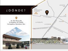 Foto de local en venta en don bosco 31, el pueblito centro, corregidora, querétaro, 0 No. 01