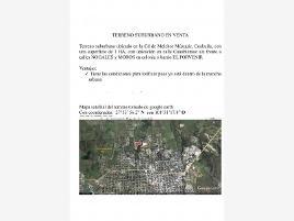 Foto de terreno habitacional en venta en el porvenir 59, el pueblo, monclova, coahuila de zaragoza, 0 No. 01