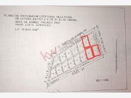 Foto de terreno comercial en venta en  , el vergel, gómez palacio, durango, 0 No. 01