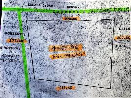 Foto de terreno habitacional en venta en  , monte escobedo, monte escobedo, zacatecas, 11173927 No. 01