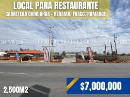 Foto de local en venta en Los Leones, Aldama, Chihuahua, 20029212,  no 01
