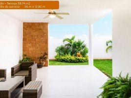 Foto de casa en condominio en venta en San Pedro Cholul, Mérida, Yucatán, 12471683,  no 01