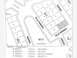 Foto de terreno habitacional en venta en ferrara 1, villas del renacimiento, torreón, coahuila de zaragoza, 0 No. 01