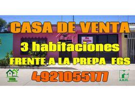 Foto de casa en venta en  , fovissste, jerez, zacatecas, 14757711 No. 01