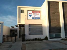 Foto de casa en condominio en renta en gardi esquina con paseo nura , el llano, jesús maría, aguascalientes, 17787731 No. 01