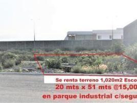 Foto de terreno industrial en renta en  , gral. escobedo centro, general escobedo, nuevo león, 0 No. 01