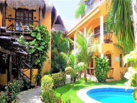 Foto de edificio en venta en hotel bosque caribe 0 , playa del carmen centro, solidaridad, quintana roo, 19347345 No. 01