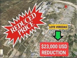 Foto de terreno comercial en venta en huanacaxtle lote veredas , veredas, los cabos, baja california sur, 16183286 No. 01