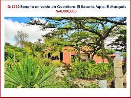 Foto de rancho en venta en huimilpan 0, el rosario, el marqués, querétaro, 0 No. 01