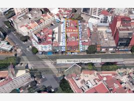 Foto de terreno comercial en venta en insurgentes sur 389, hipódromo, cuauhtémoc, df / cdmx, 0 No. 01