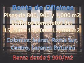 Foto de edificio en renta en insurgentes sur , juárez, cuauhtémoc, df / cdmx, 0 No. 01