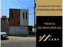 Foto de casa en venta en juventino rosas 3203, guadalupe victoria, coatzacoalcos, veracruz de ignacio de la llave, 0 No. 01