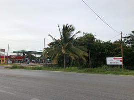 Foto de terreno industrial en venta en kilometro 10.5 carretera carmen - puerto real , fénix, carmen, campeche, 17971528 No. 01