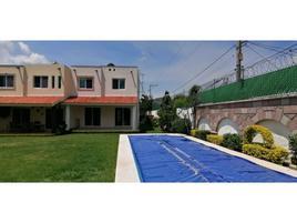Foto de casa en condominio en renta en  , las fuentes, jiutepec, morelos, 18100873 No. 01