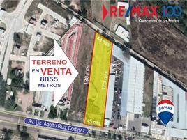 Foto de terreno comercial en venta en licenciado adolfo ruiz cortinez , francisco villa, aguascalientes, aguascalientes, 0 No. 01