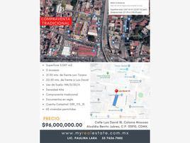 Foto de terreno comercial en venta en luis david 18, mixcoac, benito juárez, df / cdmx, 0 No. 01