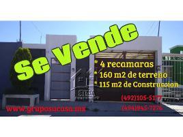 Foto de casa en venta en  , magisterial, jerez, zacatecas, 0 No. 01