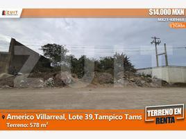 Foto de terreno habitacional en renta en matamoros lote 39 y 52 man 2, américo villareal, altamira, tamaulipas, 0 No. 01
