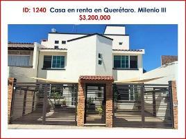 Foto de casa en venta en milenio 11, milenio 3a. sección, querétaro, querétaro, 0 No. 01