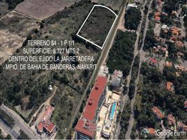 Foto de terreno habitacional en venta en n , las jarretaderas, bahía de banderas, nayarit, 0 No. 01