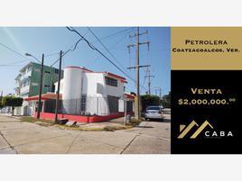 Foto de casa en venta en nayarit 700, petrolera, coatzacoalcos, veracruz de ignacio de la llave, 0 No. 01