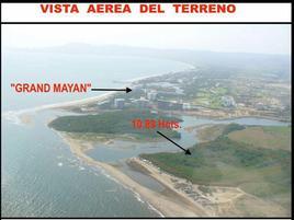 Foto de terreno comercial en venta en oceano pasífico , las jarretaderas, bahía de banderas, nayarit, 17473834 No. 01