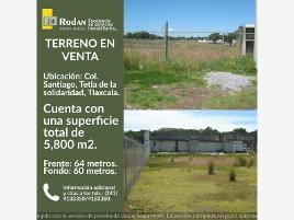 Foto de terreno habitacional en venta en parcela 440-z-2-p1 ejido 440, santiago, san pablo del monte, tlaxcala, 0 No. 01