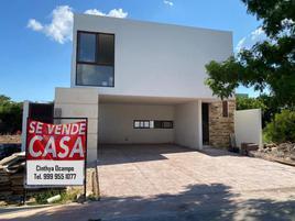 Foto de casa en venta en parque natura 1, cholul, mérida, yucatán, 17824329 No. 01