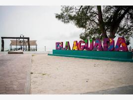 Foto de terreno habitacional en venta en pino suarez 13, isla aguada, carmen, campeche, 0 No. 01