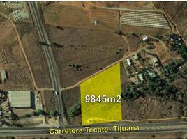 Foto de terreno comercial en venta en planta toyota 0, camino verde (cañada verde), tijuana, baja california, 19401777 No. 01