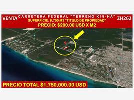 Foto de terreno habitacional en venta en playa 222, playa del carmen centro, solidaridad, quintana roo, 0 No. 01
