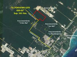 Foto de terreno industrial en venta en playa del carmen 80, playa del carmen, solidaridad, quintana roo, 0 No. 01