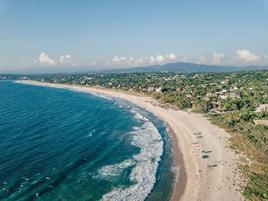 Foto de terreno comercial en venta en playa zicatela , puerto escondido centro, san pedro mixtepec dto. 22, oaxaca, 0 No. 01
