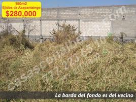 Foto de terreno habitacional en venta en privada nardos 28, poblado acapatzingo, cuernavaca, morelos, 0 No. 01
