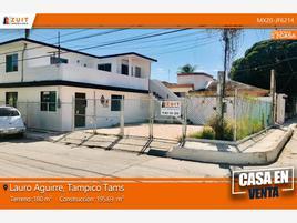 Foto de casa en venta en profr. juan camacho cervantes 52, lauro aguirre, tampico, tamaulipas, 0 No. 01