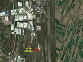 Foto de terreno industrial en venta en  , puebla (hermanos serdán), huejotzingo, puebla, 0 No. 01