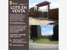 Foto de terreno habitacional en venta en reforma 22, santa úrsula zimatepec, yauhquemehcan, tlaxcala, 13264629 No. 01